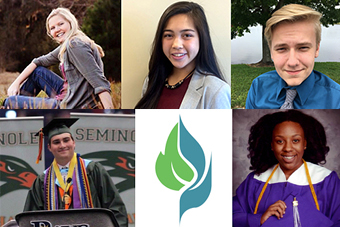 Scholarship recipients are driven, thankful