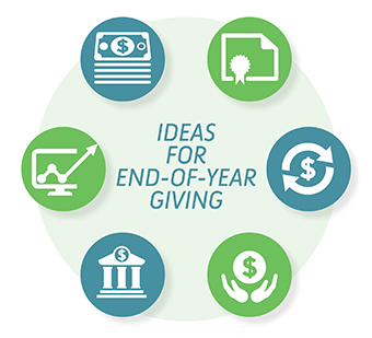 The least of these: ideas for end-of-year giving